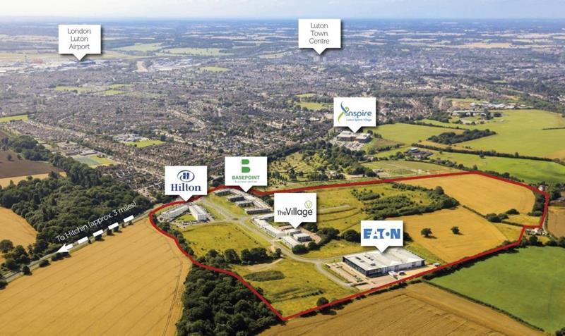 Freehold Industrial Units, Great Marlings, Luton, Bedfordshire, LU2