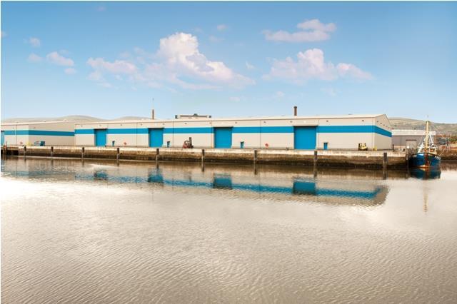 Northern Road, Pollock Dock , Belfast , County Antrim , BT3