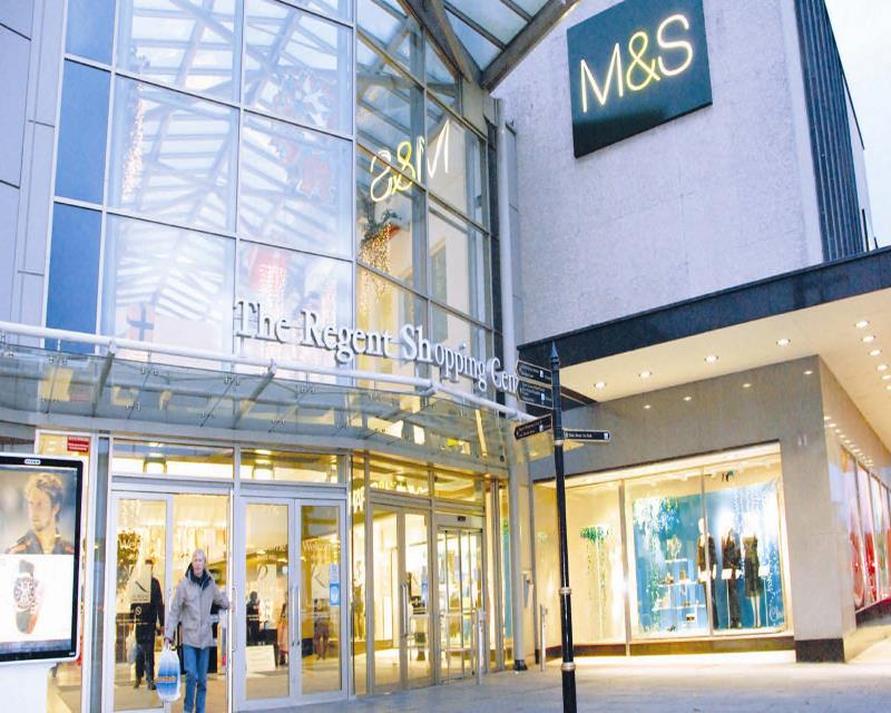 Regent Shopping Centre, Hamilton, South Lanarkshire, ML3 7DZ