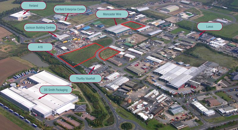St James' Park Fairfield Industrial Estate, Louth, Lincolnshire, LN11 0YB