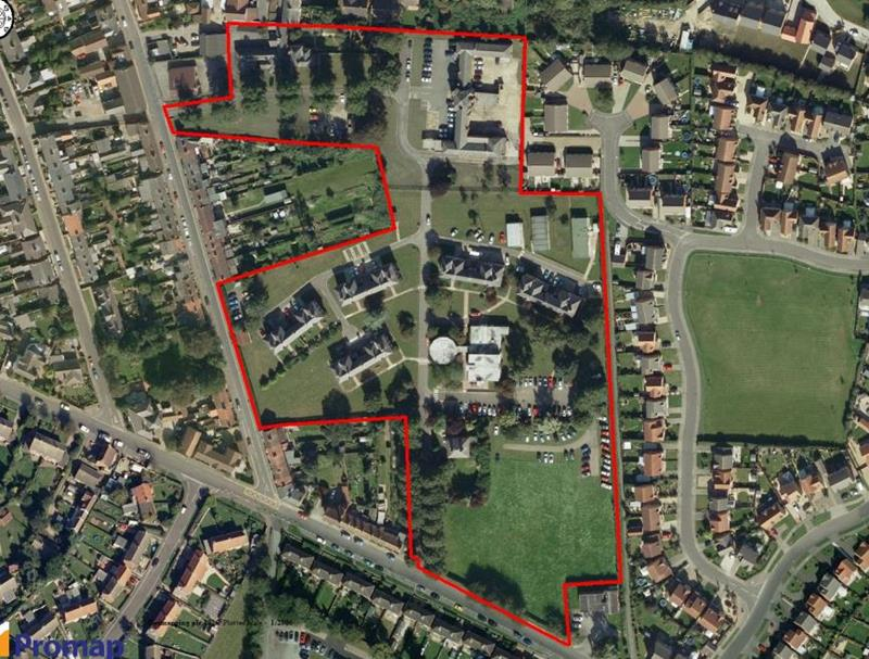 Fortuna And Holmeleigh Business Centres, Mareham Road / Foundry Street, Horncastle, LN9