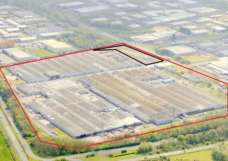 Admiral Business Park, Nelson Way, Cramlington, Northumberland, NE23