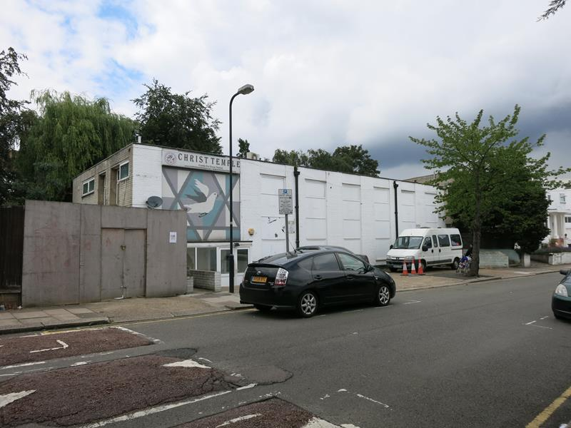 Christ Temple, Clifford Way, London, NW10