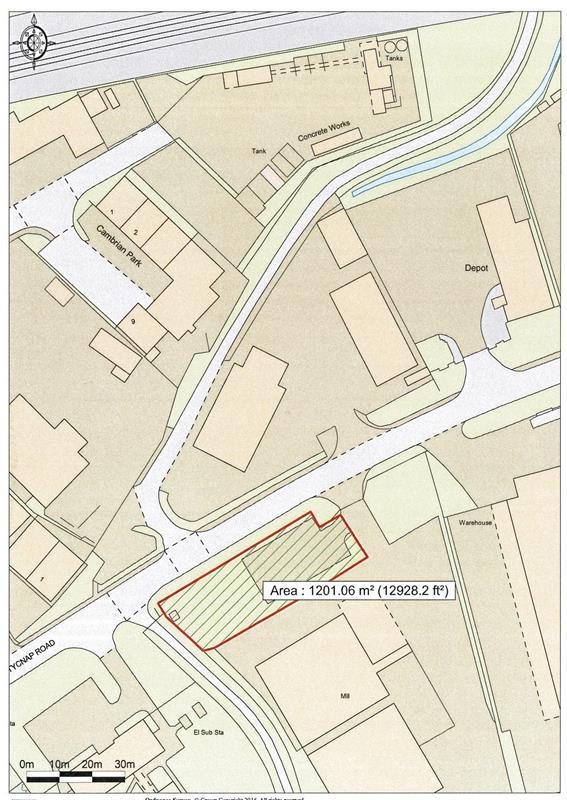 Parc LAS, Alltycnap Road, Cillefwr Industrial Estate, Carmarthen, SA31