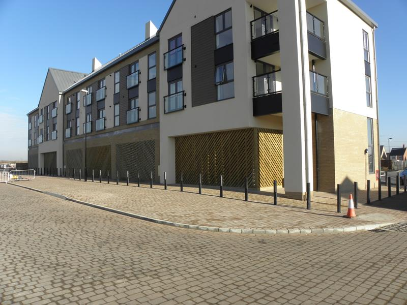 Unit 4 Central Square (retail), Kings Reach, Biggleswade, Bedfordshire, SG18