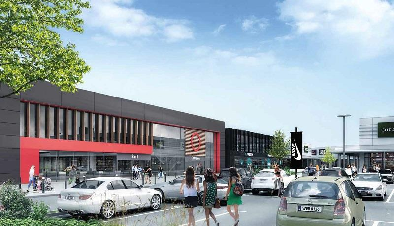 The Junction Retail and Leisure Complex, Antrim , County Antrim