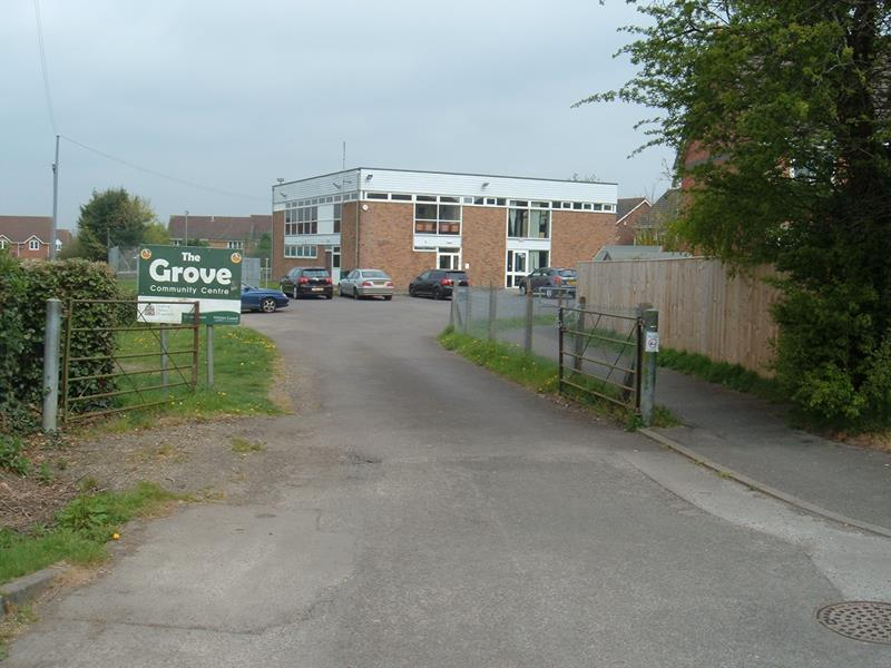 The Former Priestley Youth Centre, Priestley Grove, Calne, Wiltshire, SN11