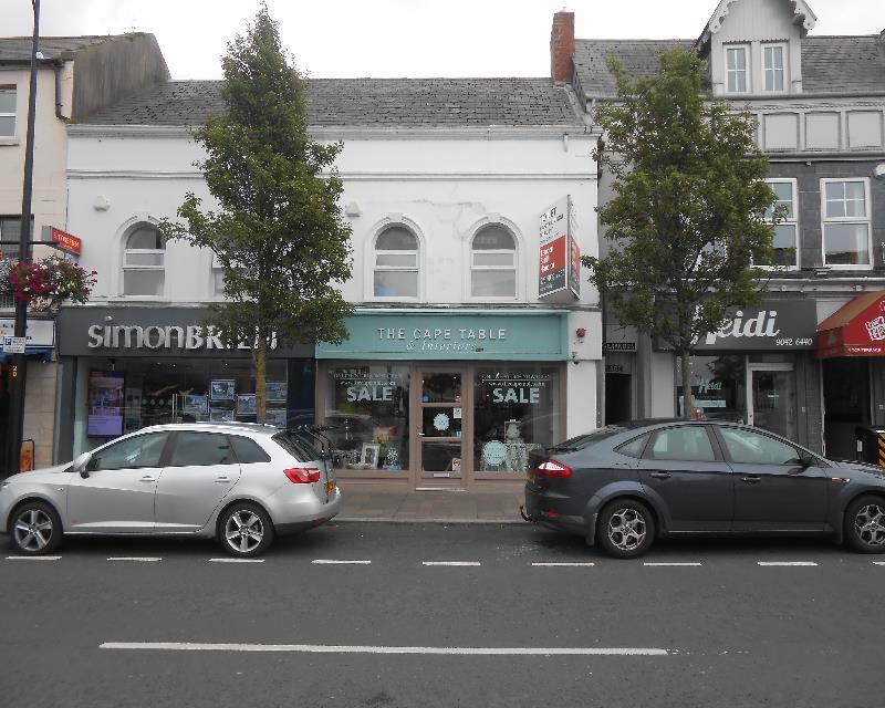60a High Street , Holywood , County Down , BT18