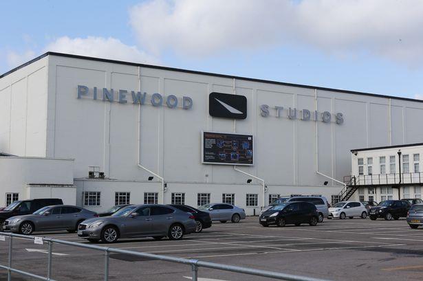 Iver, Pinewood Studios, Buckinghamshire, SL0