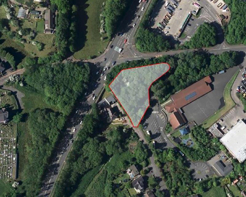 Lands adjacent to 74 Mossside Road , Dunmurry , County Antrim , BT17