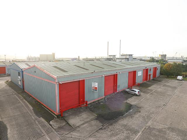 Units 32-37 Somerton Industrial Park, Belfast , County Antrim , BT3