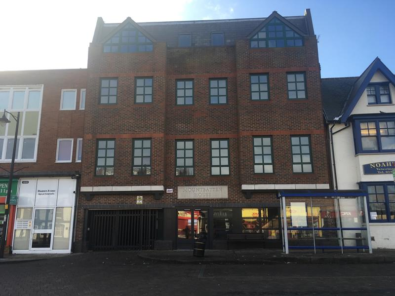 Mountbatten House, 56 High Street South, Dunstable, Bedfordshire, LU6