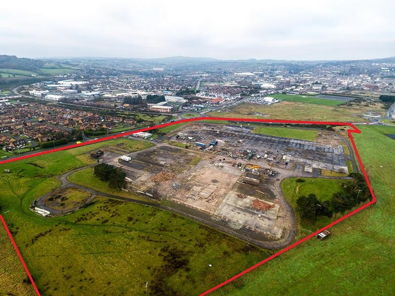 Development Lands, Comber Road , Newtownards , County Down , BT23 4QP
