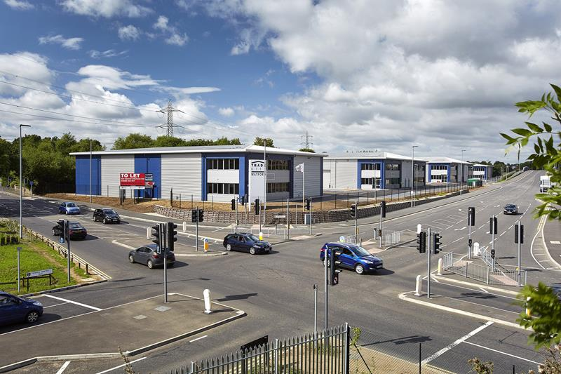 Unit 8 Trade City Watford, Thomas Sawyer Way, Watford, Hertfordshire
