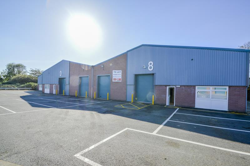 Unit 9, Airfield Way, Christchurch, Dorset BH23 3PE