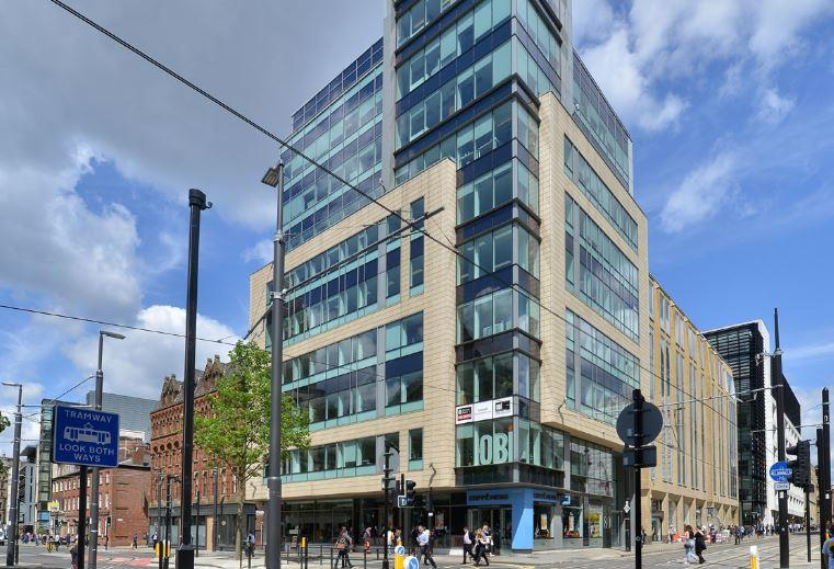 80 Mosley Street, 80 Mosley Street, Manchester, M2