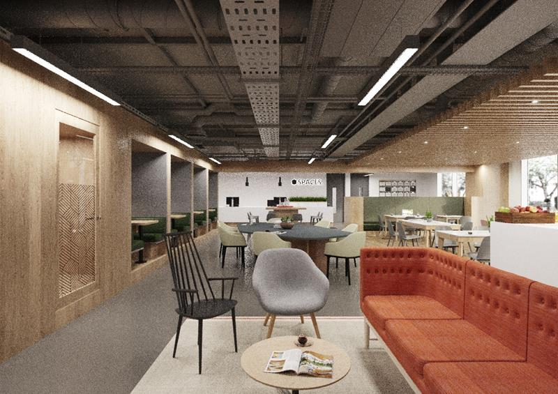 Spaces @ Acero , 1 Concourse Way, Sheffield, South Yorkshire, S1