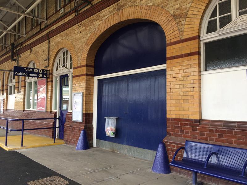 Bolton Railway Station Trinity Street, Bolton, Lancashire, BL2 1BE