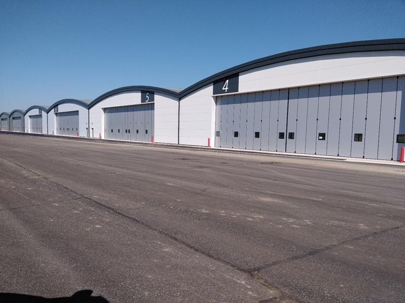 Business Hangars Spitfire Way, Fareham, PO13 9FU