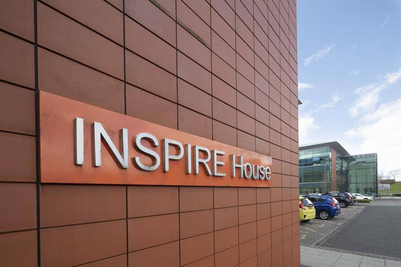 Inspire House, Europoint Office Park, Eurocentral, Bellshill, Lanarkshire, ML1