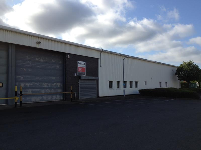 Unit 1 Trident Business Centre Startforth Road, Riverside Park, Middlesbrough, Teesside, TS2 1PY