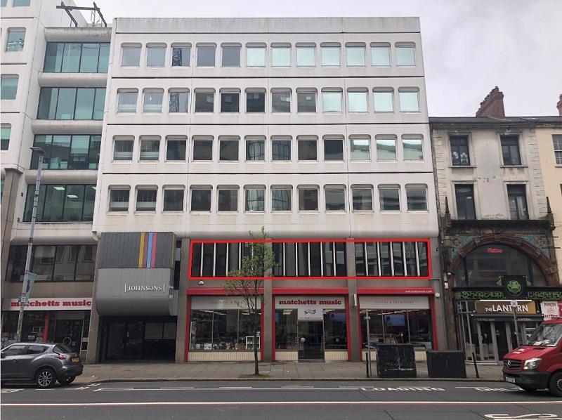 First Floor, 50-56 Wellington Place, Belfast, County Antrim, BT1