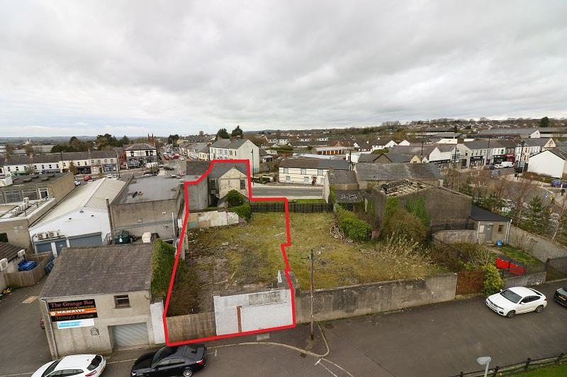 2-4 North End And 28 The Square, Ballyclare , County Antrim, BT39