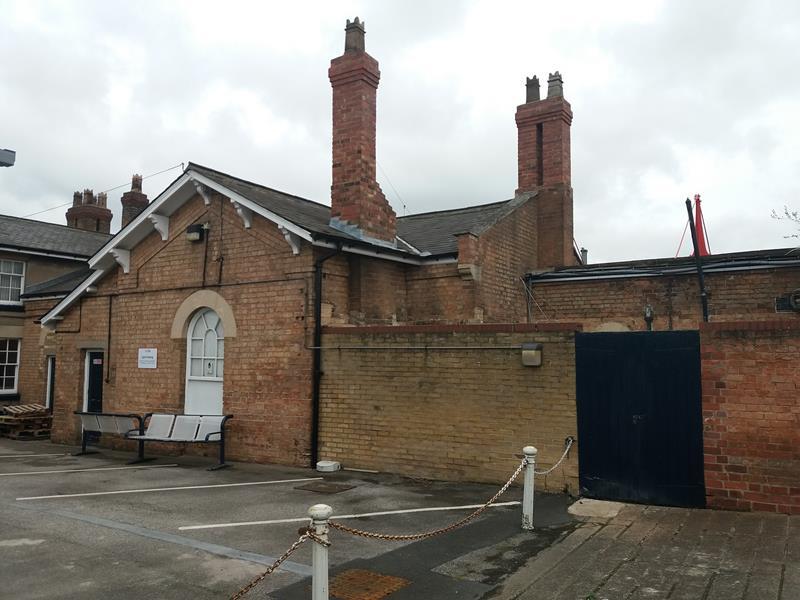 Newark Northgate Station, Appletongate, Newark, Nottinghamshire