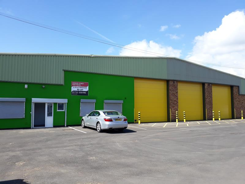 Unit B, Lattersey Hill Trading Estate, Benwick Road, Whittlesey