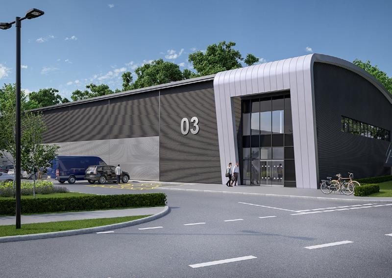 Unit 3, Butterfield Business Park, Luton
