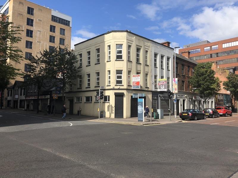 179-183 Victoria Street , Belfast , County Antrim