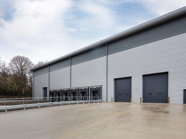 Segro Park, Southern Industrial Estate, Bracknell, Berkshire, RG12