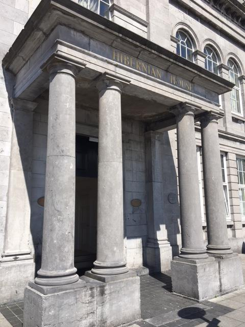 Hibernian House, Eyre Square, Galway City, County Galway, IRELAND