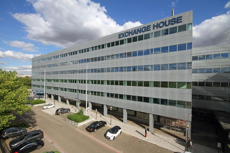 Exchange House, 456-458 MIDSUMMER BOULEVARD, Central Milton Keynes