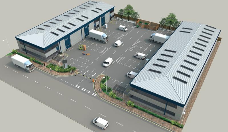 Maidenhead Trade Park, Clivemont Road, Maidenhead