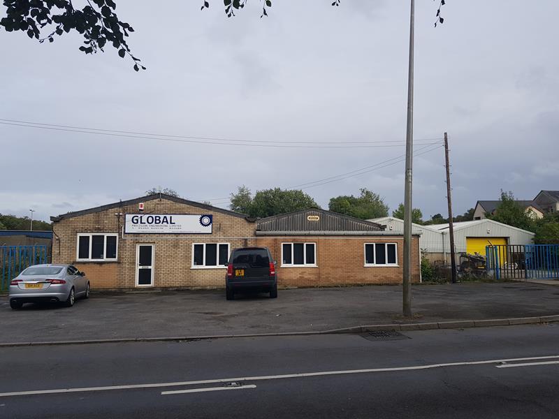 Former Global Precision Engineering Premises, Station Road, Glanamman, Ammanford, Carmarthenshire