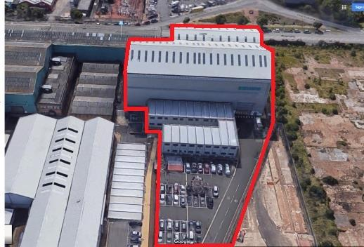 Part Siemens Complex, Shields Road, Newcastle Upon Tyne, Tyne And Wear