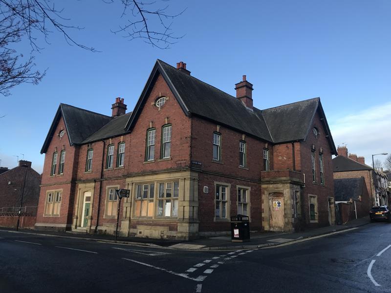 Former Newburn Hotel, Station Road, Newcastle Upon Tyne, Tyne And Wear
