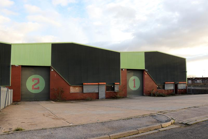 Unit 1-2, Hope Street, Rotherham, South Yorkshire
