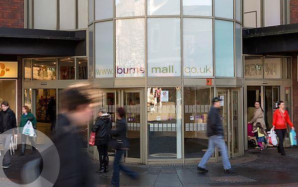 Burns Mall Shopping Centre, Burns Precinct, Kilmarnock , KA1 1LT