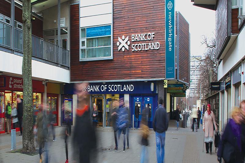 Newkirkgate, Leith , Edinburgh