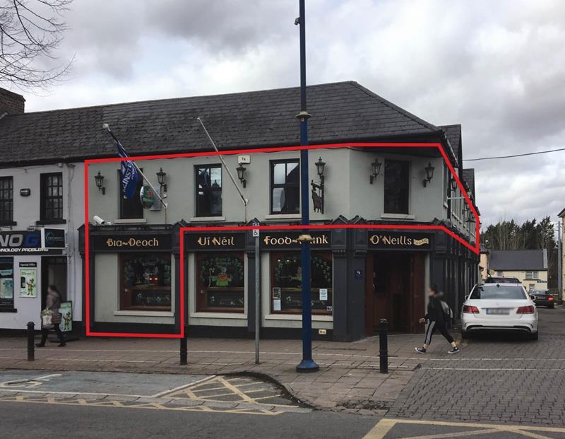 O'Neills Bar & Restaurant, Main Street, Maynooth, Kildare, IRELAND