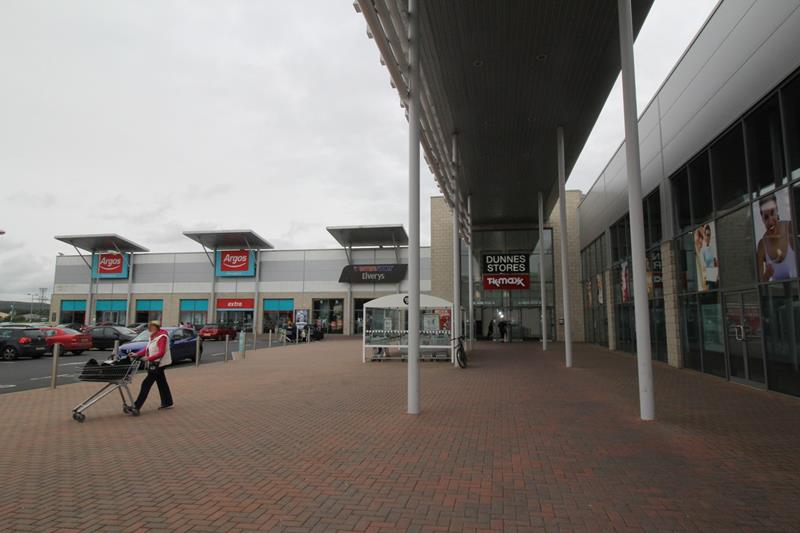 Kyle Shopping Centre, Portlaoise