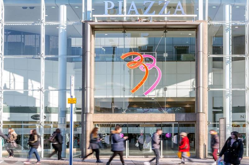 Piazza Shopping Centre, Central Way , Paisley , Renfrewshire