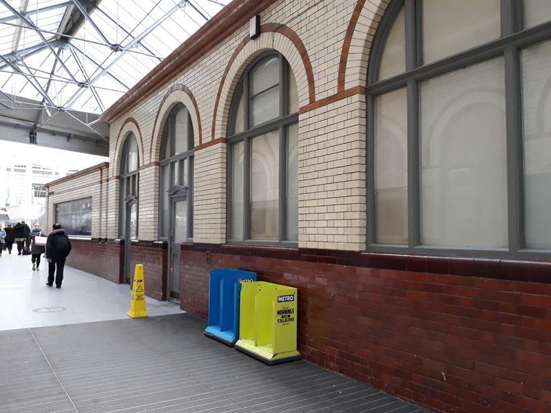 Manchester Victoria Railway Station, Cigar Alley, Manchester, Greater Manchester