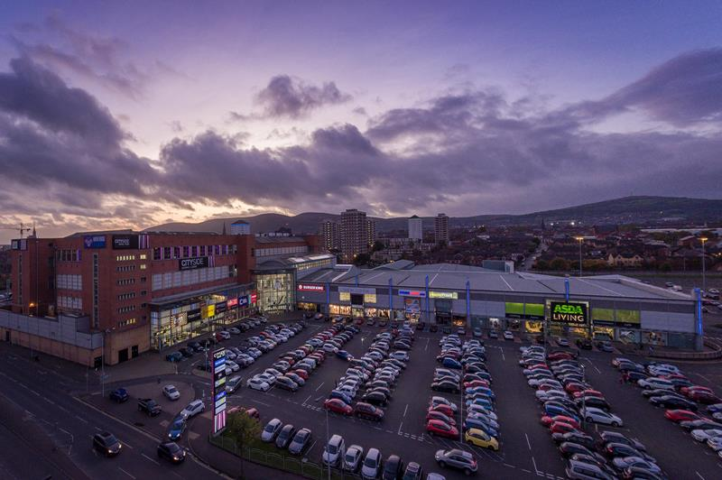 Cityside Retail And Leisure Park, York Street, Belfast , County Antrim , BT15