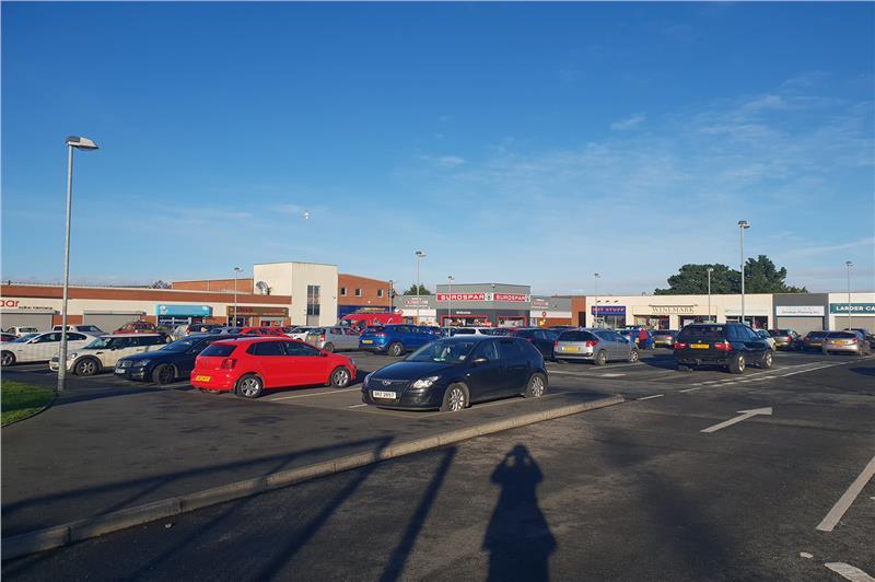 Ashbury Shopping Centre, Ashbury Avenue, Bangor, County Down, BT19