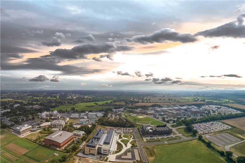 Norwich Research Park, Colney Lane, Norwich, Norfolk