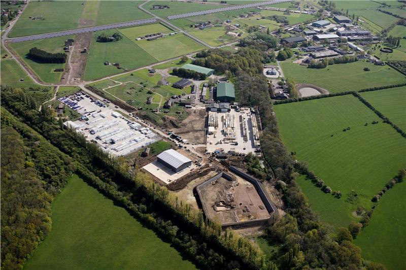 Westcott Venture Park, Westcott, Buckinghamshire HP18