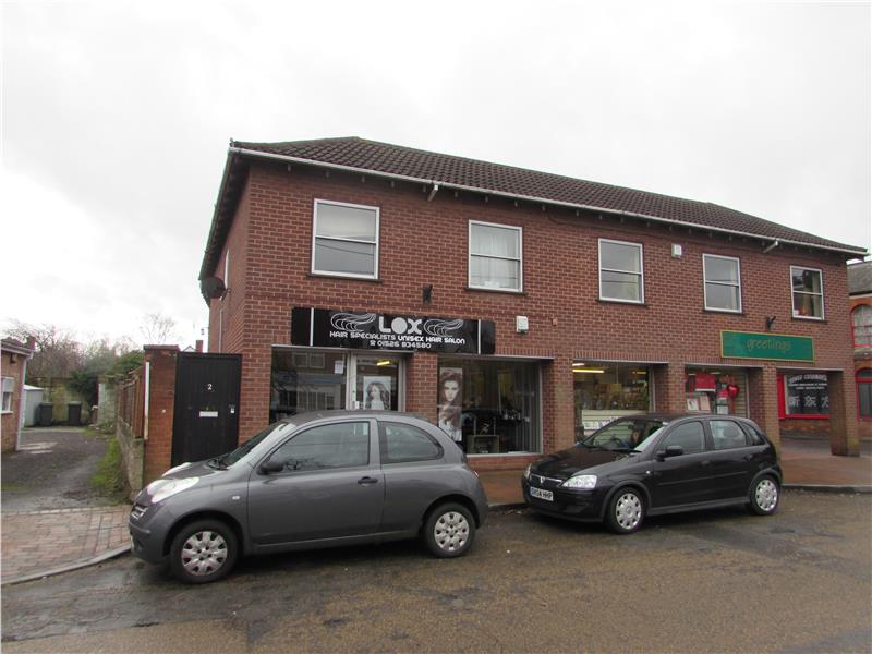 Unit 1, 2 High Street, Ruskington, SLEAFORD, Lincolnshire, NG34